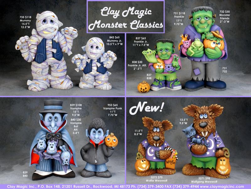 Clay Magic Catalog Page 153